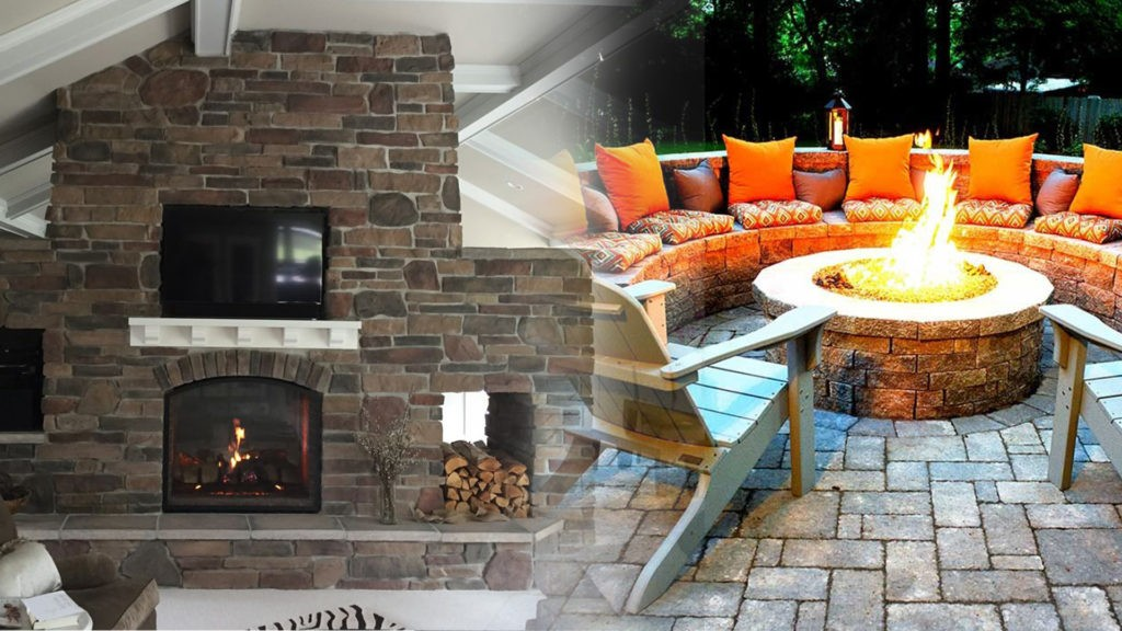 Outdoor Fireplaces & Fire Pits-Frisco TX Professional Landscapers & Outdoor Living Designs-We offer Landscape Design, Outdoor Patios & Pergolas, Outdoor Living Spaces, Stonescapes, Residential & Commercial Landscaping, Irrigation Installation & Repairs, Drainage Systems, Landscape Lighting, Outdoor Living Spaces, Tree Service, Lawn Service, and more.