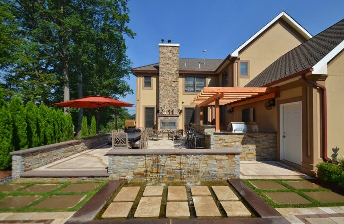 Residential Outdoor Living Spaces-Frisco TX Professional Landscapers & Outdoor Living Designs-We offer Landscape Design, Outdoor Patios & Pergolas, Outdoor Living Spaces, Stonescapes, Residential & Commercial Landscaping, Irrigation Installation & Repairs, Drainage Systems, Landscape Lighting, Outdoor Living Spaces, Tree Service, Lawn Service, and more.